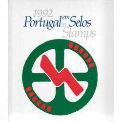 1992 - Portugal em Selos