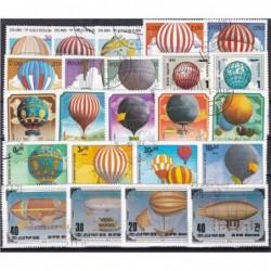 100 Balões Diferentes