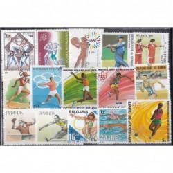 100 Jogos Olimpicos Diferentes