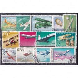 100 Aviões Diferentes