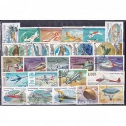 200 Aviões Diferentes