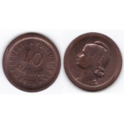 1926 - 10 Centavos