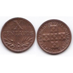 1947 - X Centavos
