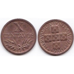 1950 - X Centavos