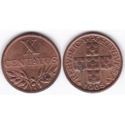 1965 - X Centavos