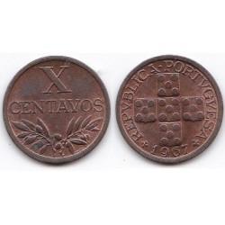 1967 - X Centavos