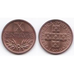 1969 - X Centavos