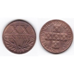 1944 - XX Centavos