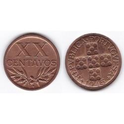 1945 - XX Centavos