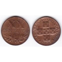 1953 - XX Centavos