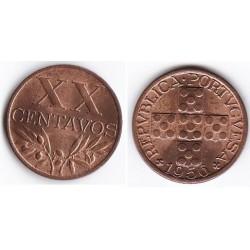 1956 - XX Centavos