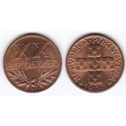 1958 - XX Centavos