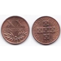 1968 - XX Centavos