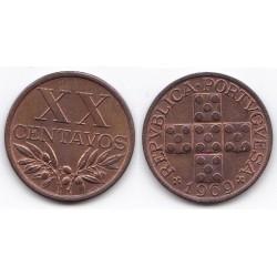 1969 - XX Centavos