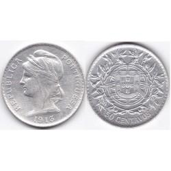 1913 - 50 Centavos