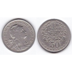 1938 - 50 Centavos