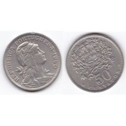 1940 - 50 Centavos
