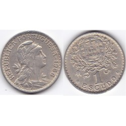 1966 - 1 Escudo