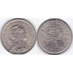 1968 - 1 Escudo