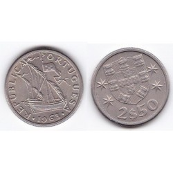 1963 - 2.50 Escudos
