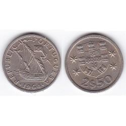 1964 - 2.50 Escudos