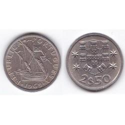 1969 - 2.50 Escudos