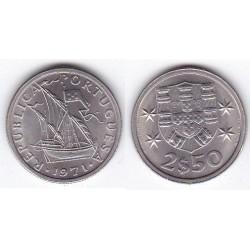 1971 - 2.50 Escudos