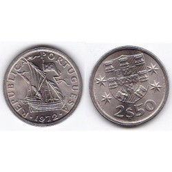 1972 - 2.50 Escudos