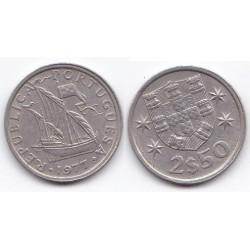 1977 - 2.50 Escudos