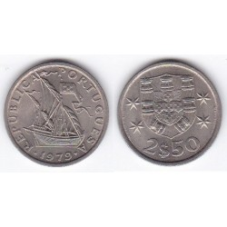 1979 - 2.50 Escudos