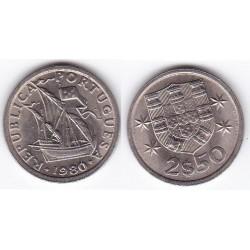 1980 - 2.50 Escudos