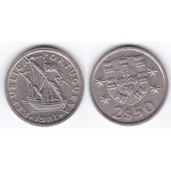 1981 - 2.50 Escudos