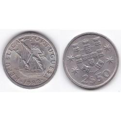 1982 - 2.50 Escudos