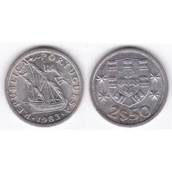 1983 - 2.50 Escudos