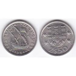 1984 - 2.50 Escudos