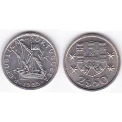 1985 - 2.50 Escudos