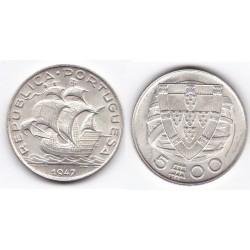 1947 - 5 Escudos