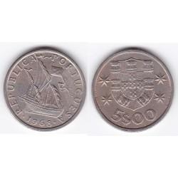 1968 - 5 Escudos