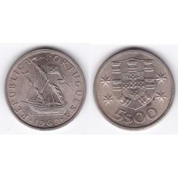 1969 - 5 Escudos