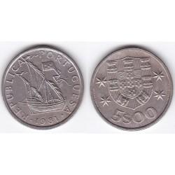 1981 - 5 Escudos