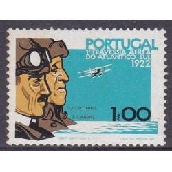 1972 - Travessia Aerea