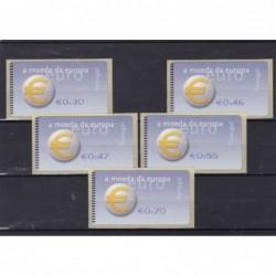 2003 - Símbolo do Euro - SMD