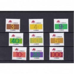 1995/96- Símbolo dos C.T.T.