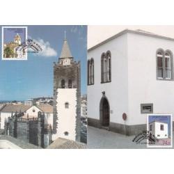 1987 - Monumentos da Madeira