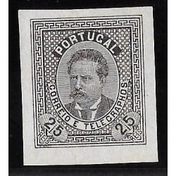 1880 -D. Luís I - Ensaio