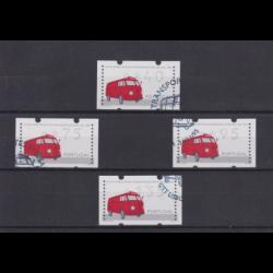 1995 - Transportes Postais...