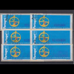 1997 - Portugal 98 - Ref.007
