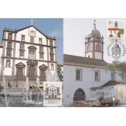 1989 - Monumentos da Madeira