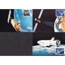 1991 - Europa Espacial