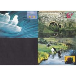 2001 - Europa Água